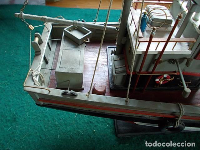 Maquetas: Barco de pesca de 38 cm - Foto 10 - 107646683
