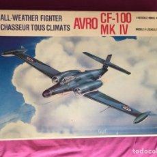 Maquetas: AVRO CF-100 MK. IV CANUCK 1:48 HOBBY CRAFT HC 1650. Lote 108676316