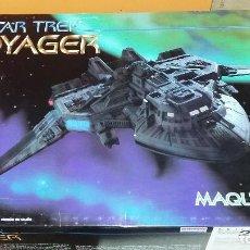 Maquetas: MAQUIS SHIP. STAR TREK VOYAGER. MONOGRAM. Lote 108798883