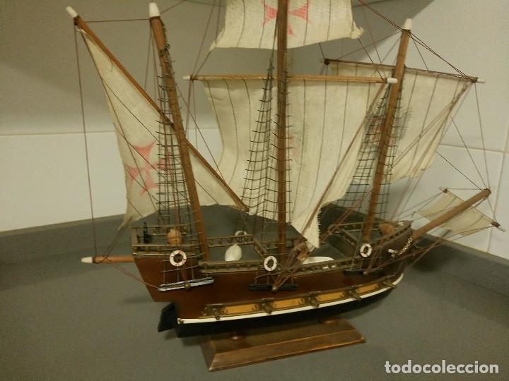 Maquetas: Maqueta madera carabela - Foto 2 - 108877503