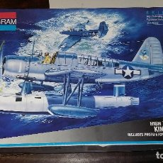 Maquetas: VOUGHT KINGFISHER. MONOGRAM 1/48. Lote 108892063