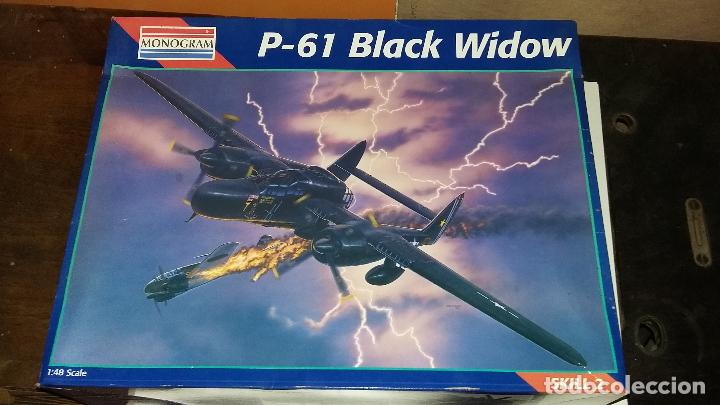Maquetas: P 61 black Widow radar, monogram 1/48 - Foto 1 - 108892323