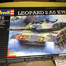 Maquetas: REVELL - LEOPARD 2 A5 KWS 3105 1/72. Lote 109001263