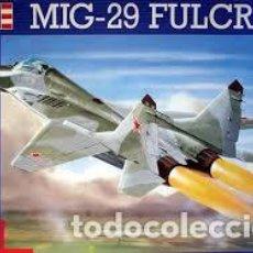 Maquetas: REVELL - MIG 29 FULCRUM 4799 1/32. Lote 109127659