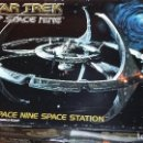 Maquetas: STAR TREK DEEP SPACE STATION. AMT ERTL 1/2500. Lote 109274283