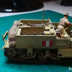 Maquetas: CARRO INGLES SCOUT CARRIER 1/35. Lote 109388975