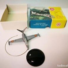 Maquetas: EKO, AVION FOUGA CM-170 R CON CAJA. Lote 109535727