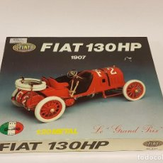 Maquetas: FIAT 130 HP REVIVAL ESCALA 1/20. KIT EN METAL. Lote 110070515