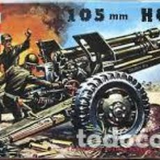 Maquetas: REVELL - 105MM HOWITZER H539:79 . Lote 110074603