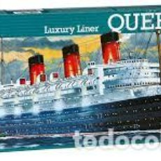 Maquetas: REVELL - QUEEN MARY 05203 1/570 . Lote 110123603