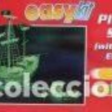 Maquetas: REVELL - PIRATE SHIP WITH GHOST EFFECT 07614 356MM DE LARGO. Lote 110125819
