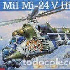 Maquetas: REVELL - MIL MI 24 V HIND E 04839 1/72. Lote 110153051