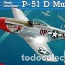 Maquetas: REVELL- P-51 D MUSTANG 04512 1/48. Lote 110153443