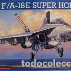 Maquetas: REVELL - F/A-18 E SUPER HORNET 04298 1/72. Lote 110156503