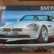 Maquetas: BMW Z8 - REVELL - ESCALA 1:24. Lote 110467151