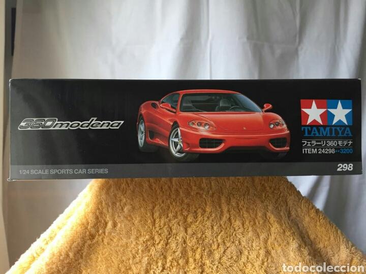 Maquetas: Maqueta TAMIYA Ferrari 360 Modena 1:24 - Foto 2 - 110753427