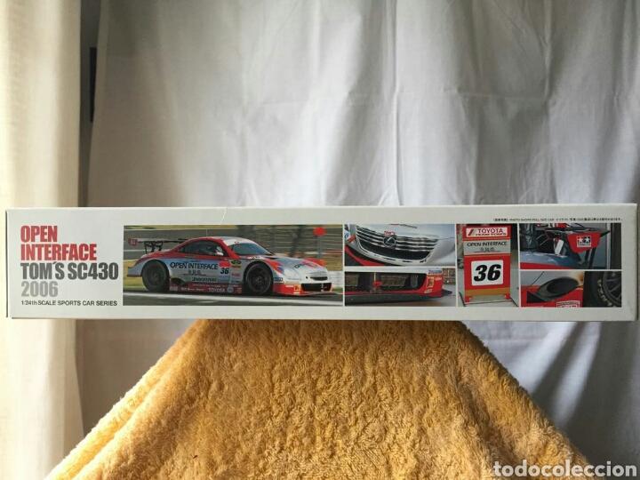 Maquetas: Maqueta TAMIYA Opel Interface Toms SC430 (2006) 1:24 - Foto 3 - 110753612