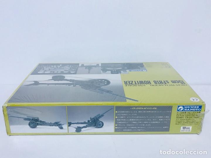 Maquetas: Maqueta GUNZE SANGYO 1/35 15Cm sFH18 HOWITZER NEW Nuevo Sellado 1990 - Foto 4 - 110890136
