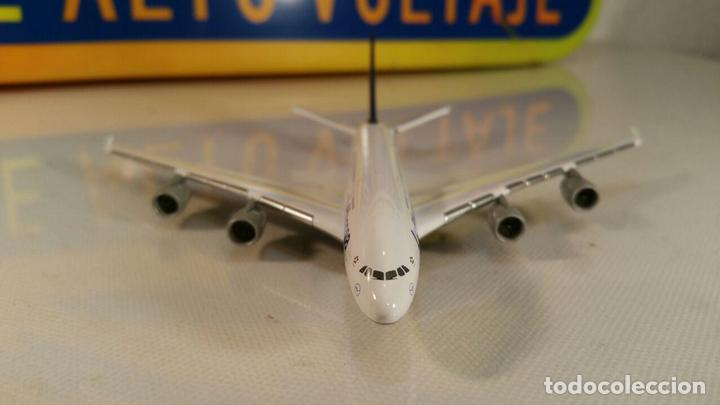 Maquetas: AVION AIRBUS A380 LUFTHANSA MODELL (Herpa Wings) METAL - Foto 3 - 111271859