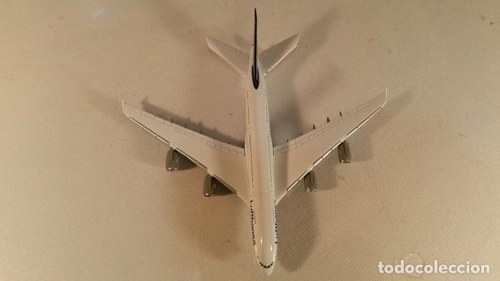 Maquetas: AVION AIRBUS A380 LUFTHANSA MODELL (Herpa Wings) METAL - Foto 4 - 111271859