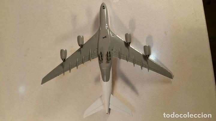 Maquetas: AVION AIRBUS A380 LUFTHANSA MODELL (Herpa Wings) METAL - Foto 6 - 111271859