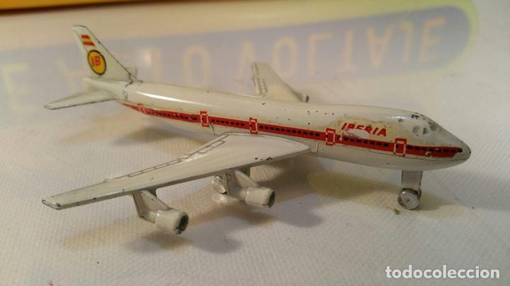 Maquetas: IBERIA BOEING 747 JUMBO PLAYME REFERENCIA - 115 - METAL ESCALA 1:50 ...OTRO DE REGALO - Foto 2 - 111274883