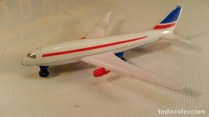 Maquetas: IBERIA BOEING 747 JUMBO PLAYME REFERENCIA - 115 - METAL ESCALA 1:50 ...OTRO DE REGALO - Foto 4 - 111274883