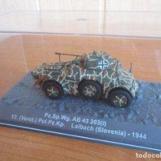 Maquettes: PANZER: Nº 51 - LOS BLINDADOS ALEMANES DE LA SEGUNDA GUERRA MUNDIAL (ALTAYA) 1/72. Lote 111318567