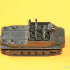 Maquetas: TANQUE MILITAR BTR-50 UNION SOVIETICA URSS 1/86 EKO . Lote 111584491