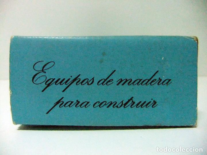 Maquetas: CARABELA SANTA MARÍA - CONSTRUCTO R-412 MARITIME SERIES - MAQUETA BARCO MADERA MENORCA SAN LUIS - Foto 3 - 111897311