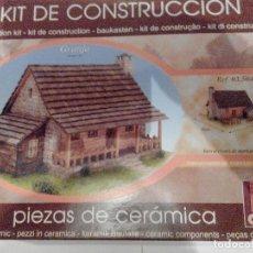 Maquetas: KIT DE CONSTRUCION. Lote 111998227