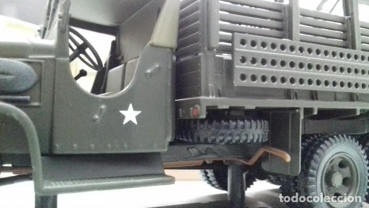 Maquetas: CAMION MILITAR GMC CCKW 353 II ED. ATLAS GUERRA MUNDIAL 1/43 EN CAJA NUEVO - Foto 6 - 112036155