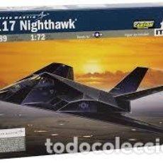Maquetas: ITALERI - F-117 NIGHTHAWK 189 1/72. Lote 112090387