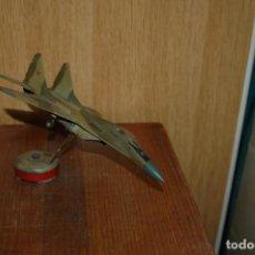 Maquetas: ANTIGUA MAQUETA DEL AVION MIG-29 FULCRUM CON MAQUETA IMANTADA. Lote 112135047