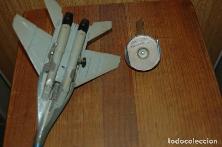 Maquetas: ANTIGUA MAQUETA DEL AVION MIG-29 FULCRUM CON MAQUETA IMANTADA - Foto 5 - 112135047