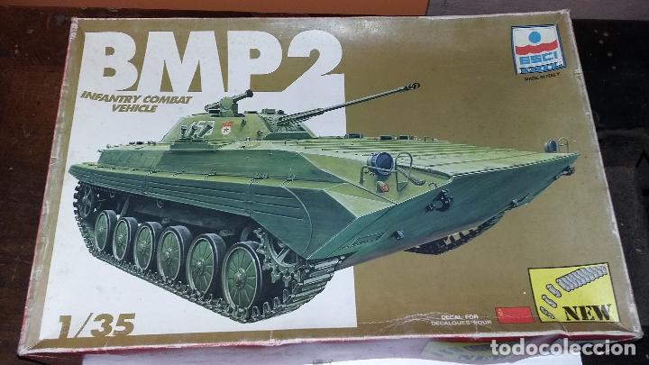 BMP 2. ESCI 1/35 (Juguetes - Modelismo y Radiocontrol - Maquetas - Militar)
