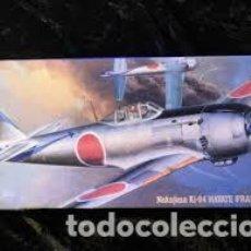 Maquetas: HASEGAWA - NAKAJIMA KI-84 HAYATE FRANK AT4 02504 1/72. Lote 112285015