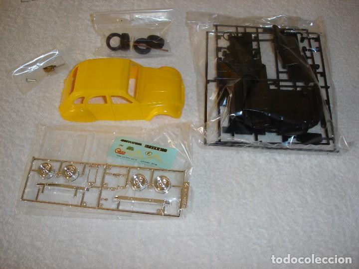 Maquetas: IMAI ESCALA 1/24 - CITROEN 2CV6 THE SUPER DRIVING SERIES - MADE IN JAPAN 1983 - Foto 3 - 112449159