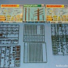 Maquetas: LOTE DE 3 CAJAS A ESTRENAR DE ITALERI ORIGINALES LOTE 3. Lote 112467527