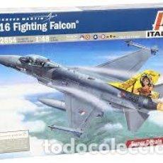 Maquetas: ITALERI - F-16 FIGHTING FALCON 2654 1/48. Lote 112480183