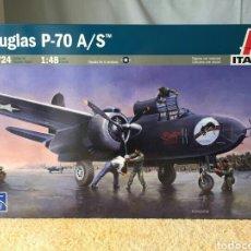 Maquetas: ITALERI DOUGLAS P-70 A/S 1:48. Lote 112565718