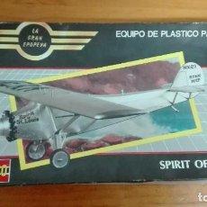 Maquetas: SPIRIT OF ST. LOUIS PEGASO 1/48 . Lote 112833435