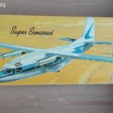 Maquetas: SUPER BROUSSARD HELLER 1/50. Lote 112834663