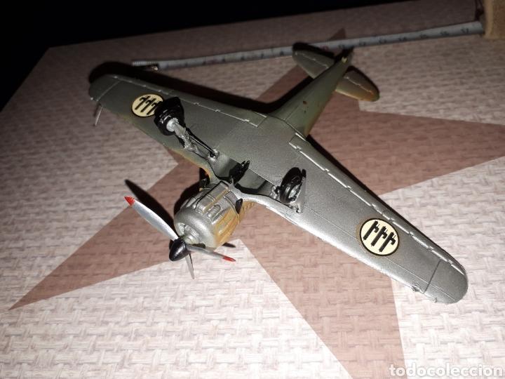 Maquetas: Maqueta avion 385 monomotor segunda guerra mundial - Foto 4 - 113028007