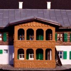 Maquetas: MAQUETA CONSTRUCCIÓN EDIFICIO, KIBRI. Lote 113070691