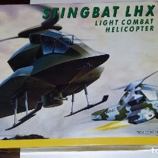 Maquetas: STINGBAT LHX. LIGHT ATTACK HELICOPTER. ITALERI 1/48. Lote 113081403