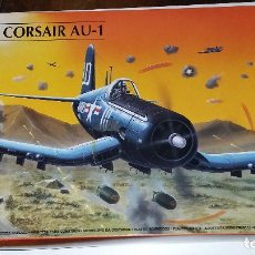 Maquetas: CORSAIR AU-1. HELLER 1/48. Lote 113081523