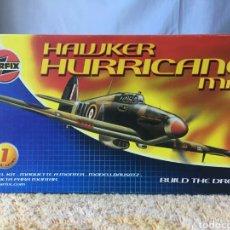 Maquetas: AIRFIX HAWKER HURRICANE MK.I 1:72. Lote 113259040