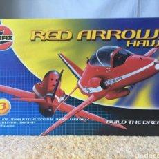 Maquetas: AIRFIX RED HARROWS HAWK 1:72. Lote 113288062