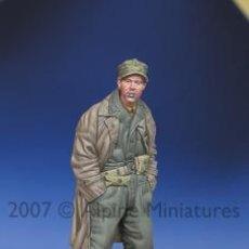 Maquetas: WWII SOLDADO AMERICANO TANK CREW 1 FIGURA 1/35 RESINA ACCESORIOS DIORAMA. Lote 113294411